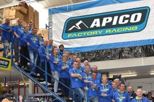Leading UK Off-Road Motorbike Parts Distributor Apico Selects ODSNet™ to Solve E-Commerce/SAP B1 Live Data Integration