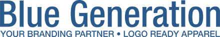 Blue Generation - Your Branding Partner - Logo Ready Apparel